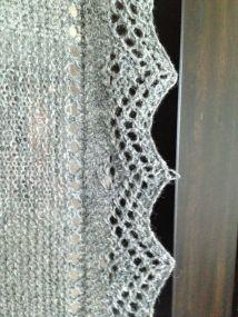 grey wrap detail