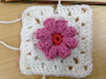 rose garden blankie - 16 of 21